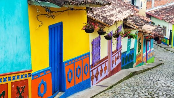 Voyage Colombie Bogota