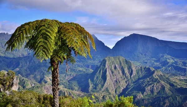 Salazie, Reunion