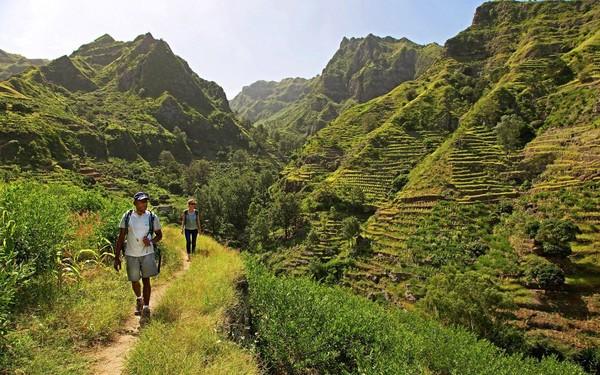 voyage cap vert randonnée