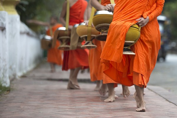voyage Laos moines
