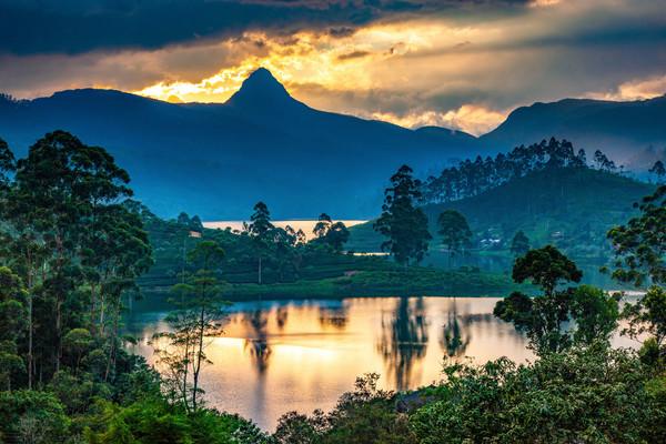 Pourquoi le Sri Lanka ?