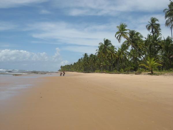 Brésil Voyage Plage de Marau