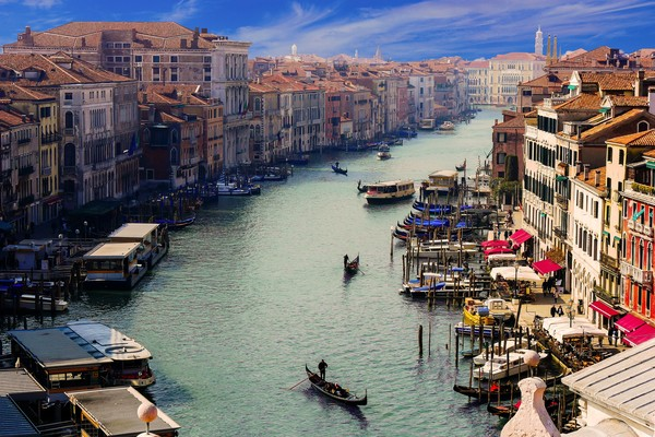 Pourquoi voyager en Italie