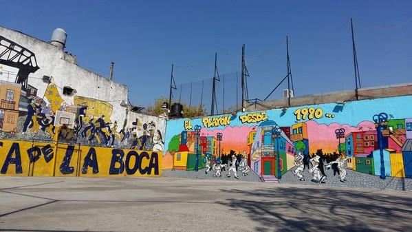 Argentine Voyage Buenos Aires La Boca