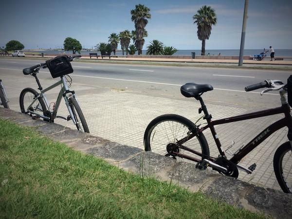 Uruguay Voyage Rambla de Montevideo