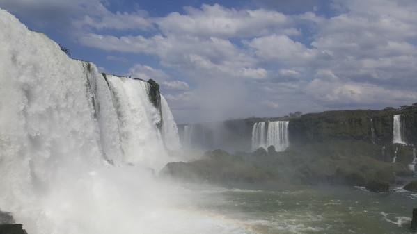 Brésil Voyage Chutes