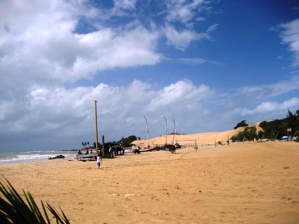 Brésil Voyage Playa de Flexeiras