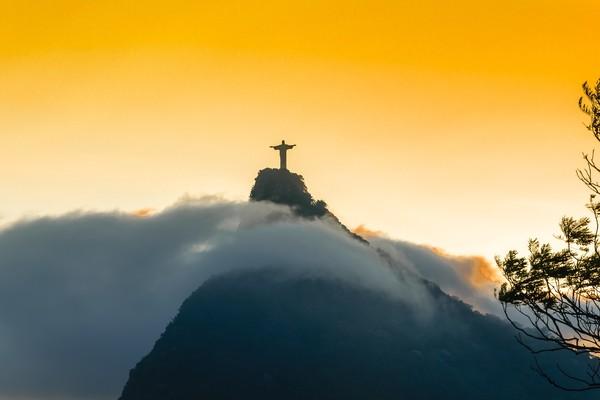 voyage amerique du sud christ corcovado