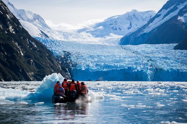 Chili Voyage dans les fjords de Patagonie