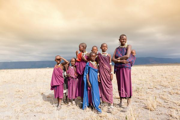 voyage afrique tanzanie population locale maisai