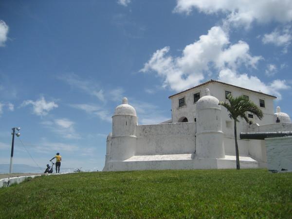 Brésil Voyage Salvador de Bahia Forteresse