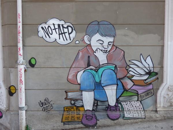 Uruguay Voyage graffiti
