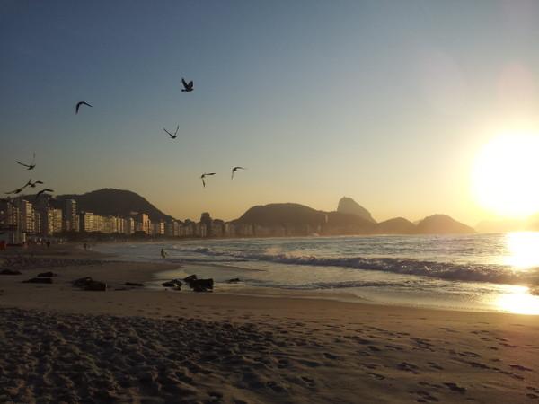 Brésil Voyage Copacabana