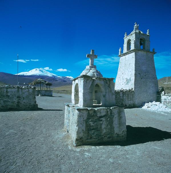 Chili Voyage église Parinacota