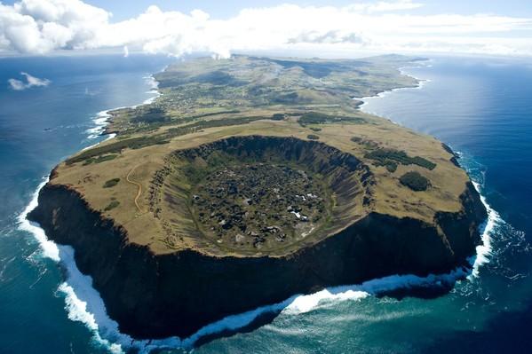 Chili Voyage île de Pâques