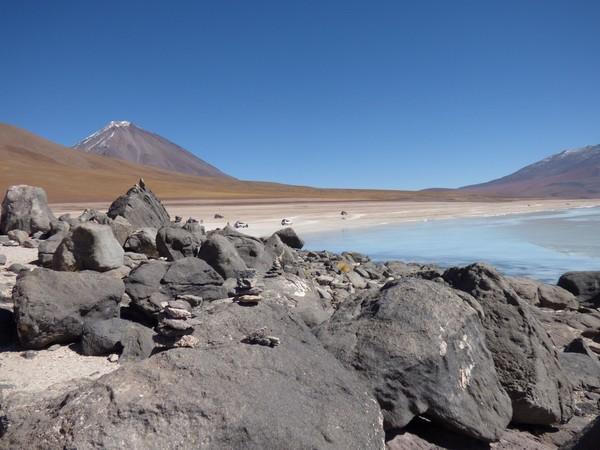 Voyage Bolivie Sud Lipez Laguna Verde