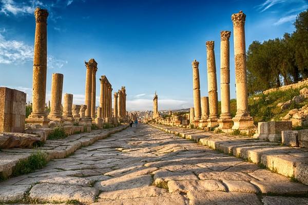 Petra, voyage en Jordanie
