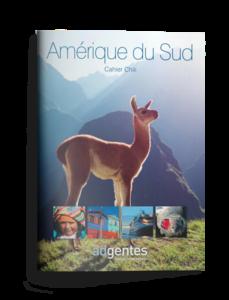 Brochure de voyage au Chili