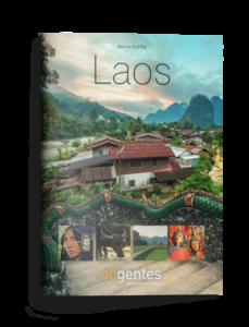 Brochure de voyage au Laos