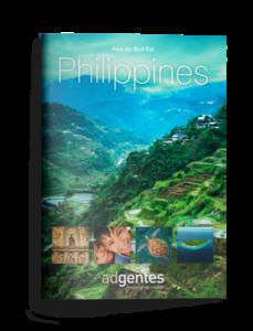 Brochure de voyage aux Philippines