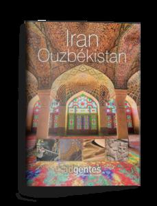 Brochure de voyage en Iran et Ouzbékistan