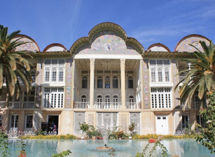 Le jardin d'Eram (UNESCO)