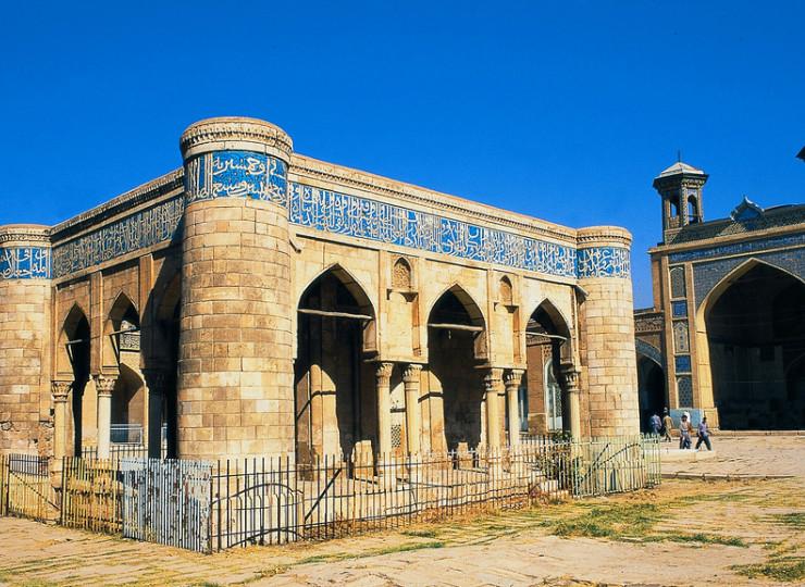 La mosquée Jameh-ye Atigh de Chiraz