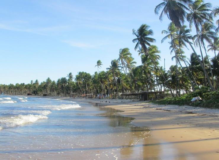 Péninsule de Maraú et Itacaré