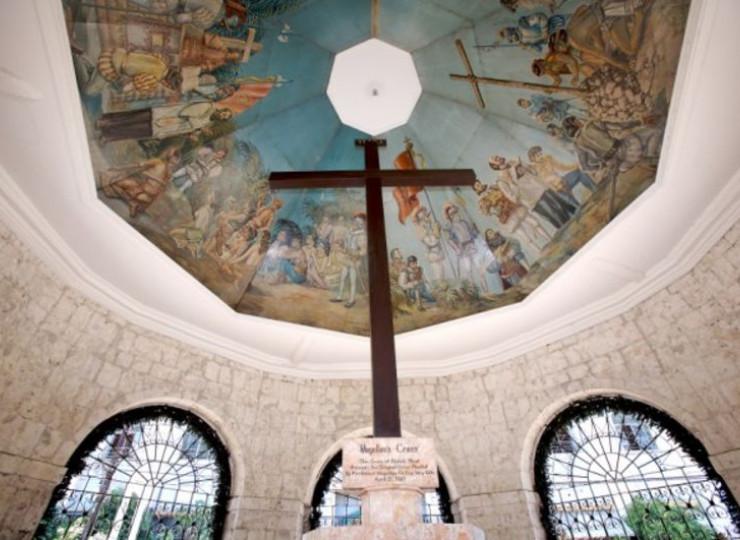 Voyage Asie Philippines Visayas Croix de Magelan