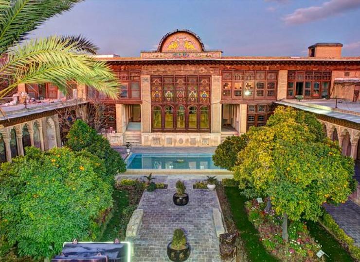 Les maisons Qavam al-Molk et Zinat-al-Molk de Chiraz