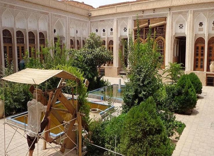Le musée de l'eau et des qanats