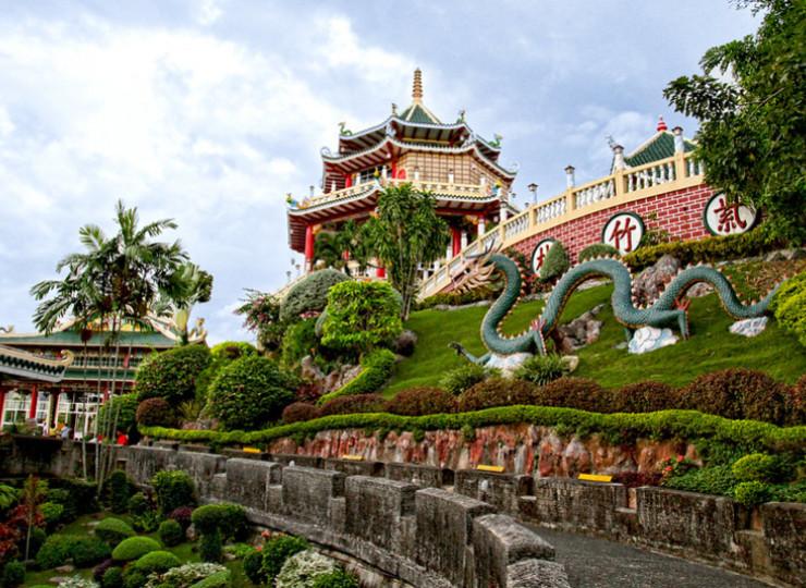 Voyage Asie Philippines Visayas Cebu Taoïste