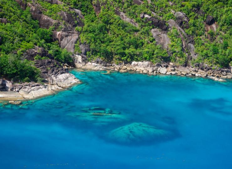 Croisière sur la côte Nord de Mahé – Les Sommets du Paradis