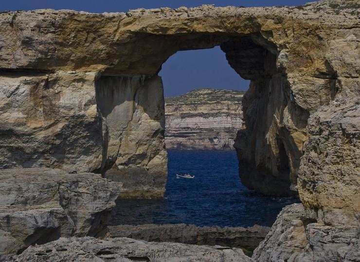 Un jour à Gozo en voiture.