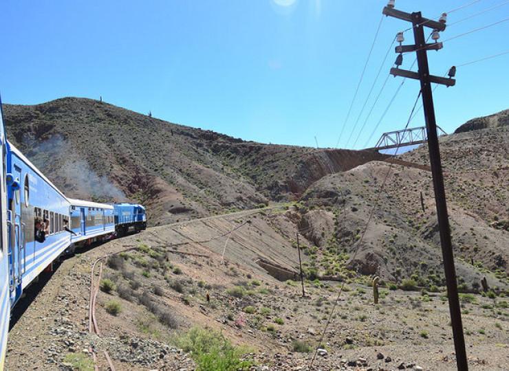 Le Train des Nuages