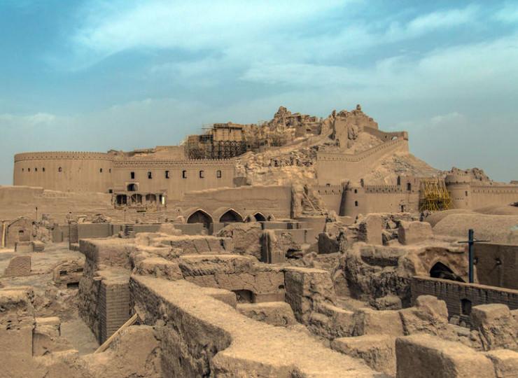 La citadelle de Bam (UNESCO)