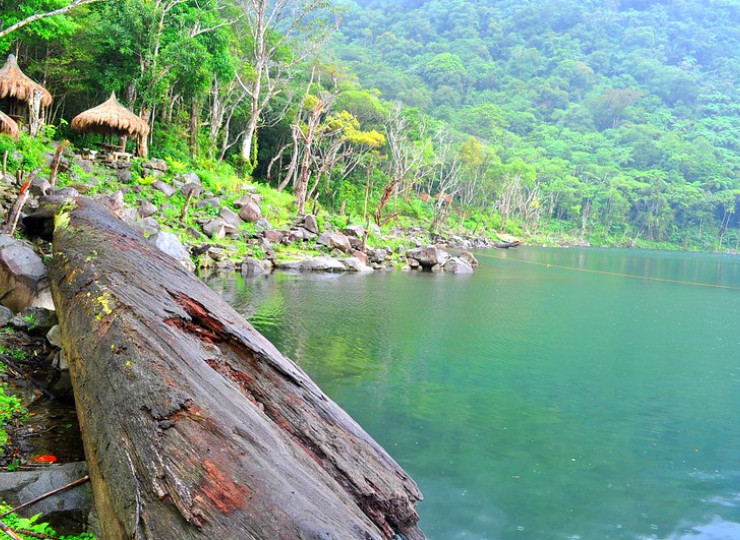 Voyage Asie Philippines cascade Twin Lakes
