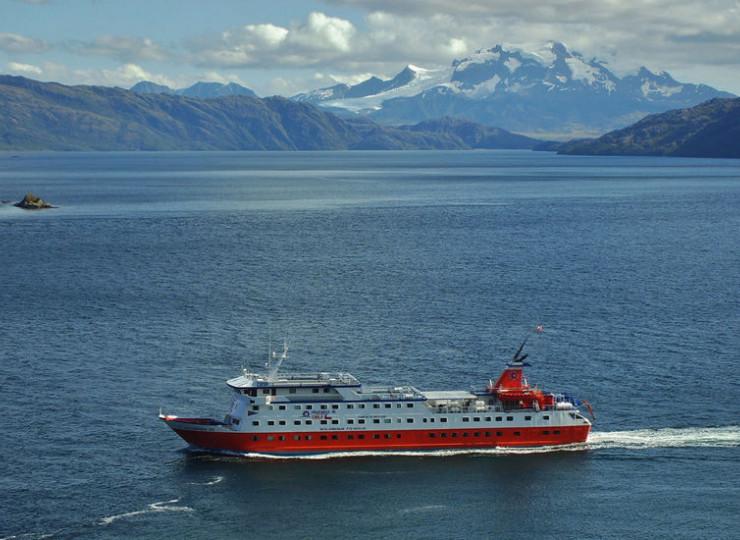 Croisières dans les fjords de Patagonie et en Antarctique