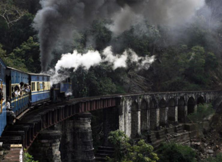 Le train des Nilgiri