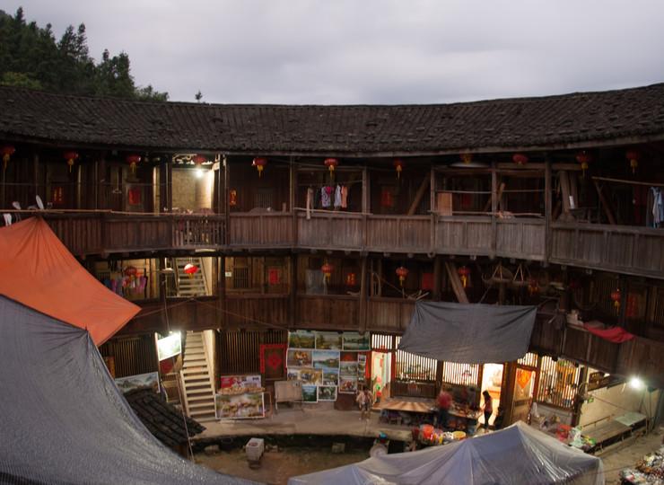 tulou de Nanjing