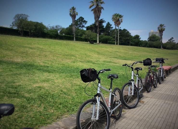 Uruguay Voyage à vélo entre les vignes