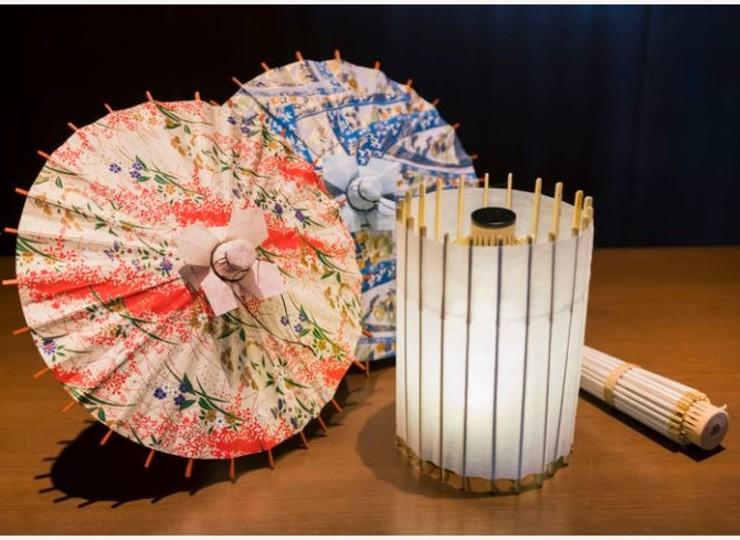WAGASA - ombrelles ou lanternes japonaises