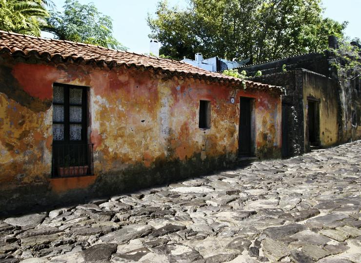 Uruguay Voyage Colonia