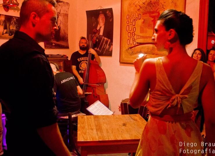 Argentine Voyage Buenos Aires Tango