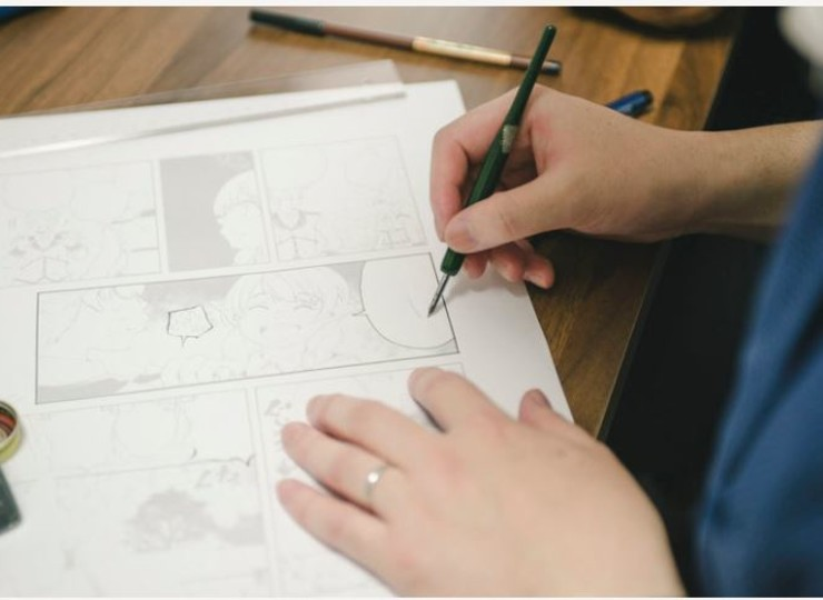 MANGA - devenez dessinateur de manga