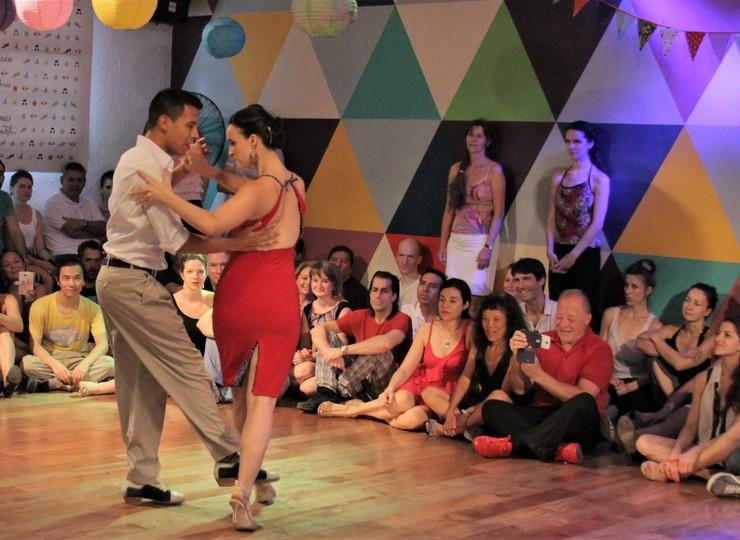 Option Tango professionnel