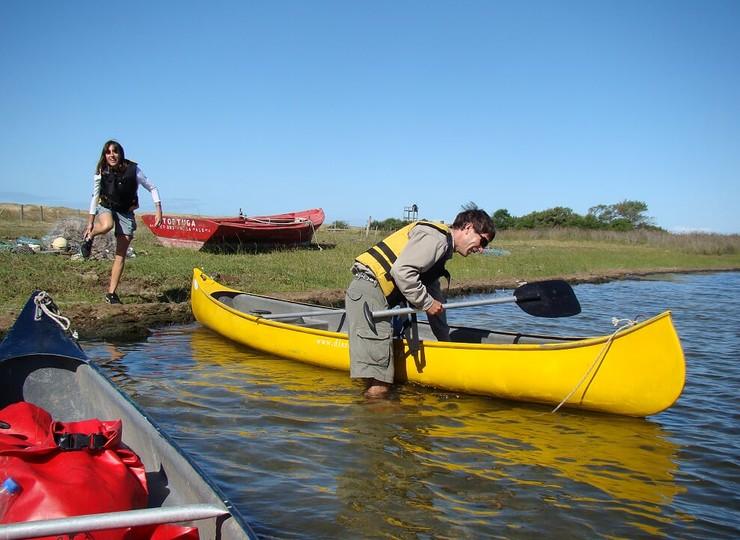 Uruguay Voyage Laguna La Rocha