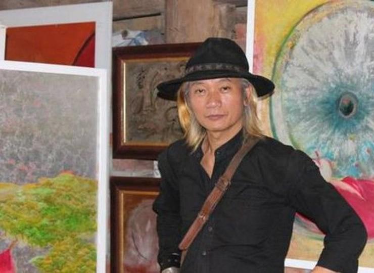 Rencontre avec un artiste contemporain vietnamien Dao Anh Khanh