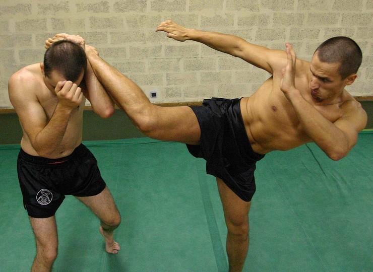 Initiation en séance privée à la boxe birmane