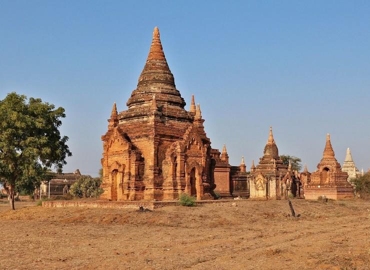 Conférence sur l'architecture et l'archéologie à Bagan